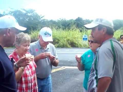 Sugar Cane Juice in Hawaii