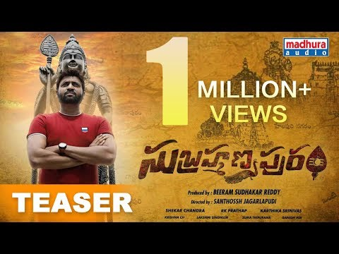 Subrahmanyapuram Official Teaser 4K || Sumanth , Eesha Rebba || Santhossh Jagarlapudi