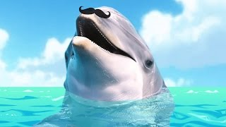 HOMIE DOLPHIN HAS HIS OWN GAME??   Roblox (Tycoon)