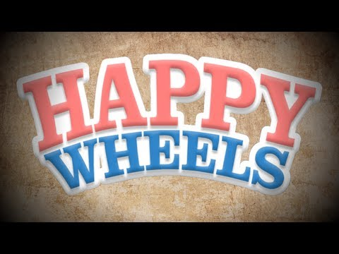 "Happy Wheels - #15 - ""Revenge for Slender!"""