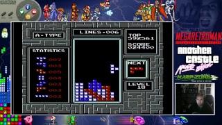 NES Tetris! Practice for CTWC