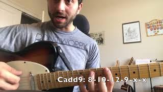 Download Lagu The Middle- Zedd/Grey feat. Maren Morris: Guitar Tutorial Gratis STAFABAND