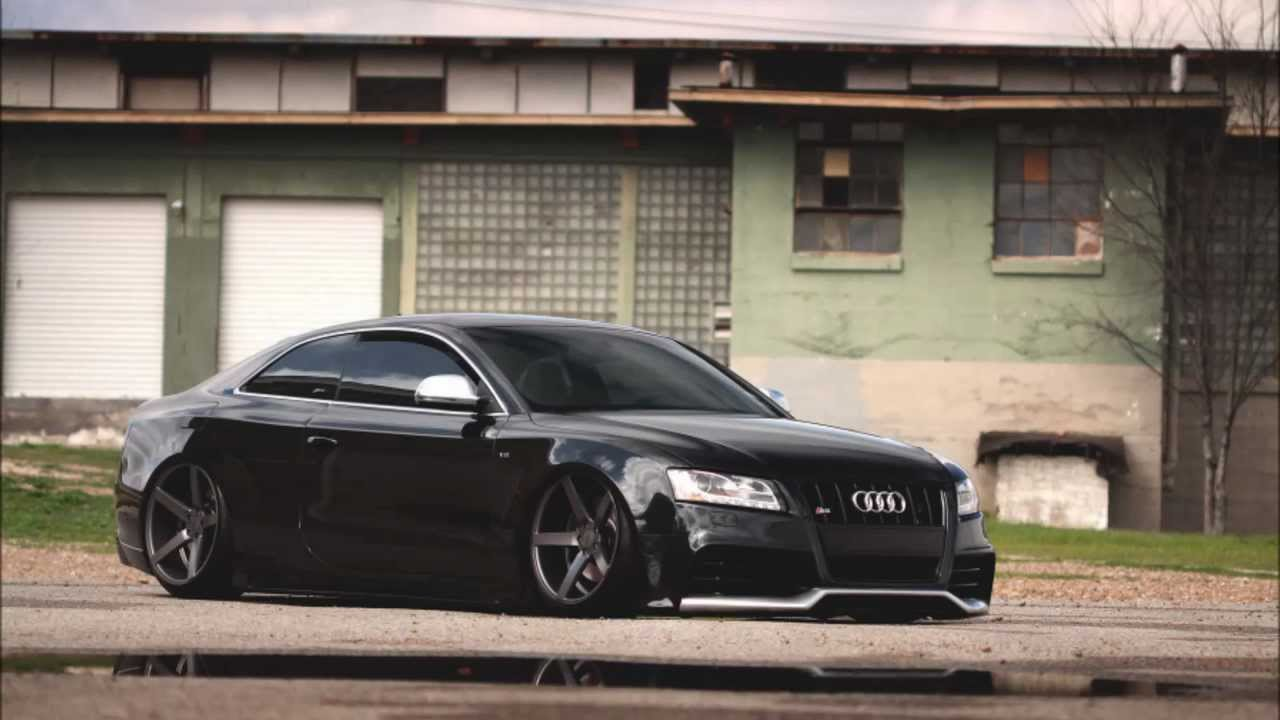 Slammed Audi S Youtube