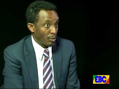 EBC Meet Ebc Interview With Tewodros Dawit (CEO, Ethiopian Airports