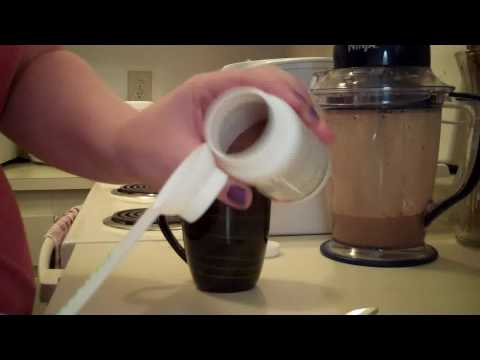How I Make My Herbalife Shake