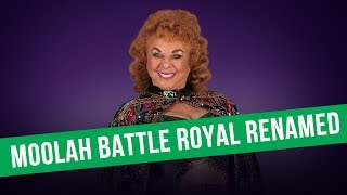 BREAKING: WWE Rename Fabulous Moolah Battle Royal WrestleMania Match