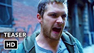 "Marvel's Iron Fist Season 2 ""Date Announcement"" Teaser Promo (HD)"