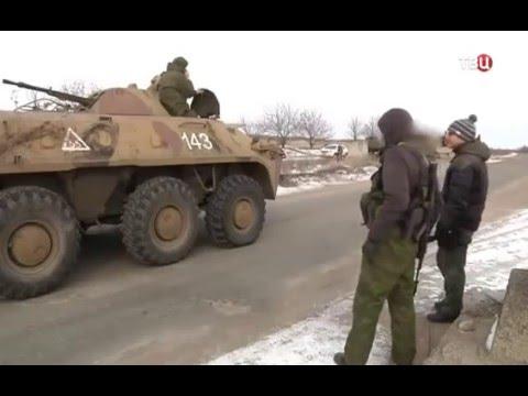 Специальный репортаж. Донбасс. В ожидании мира 01.02.2016
