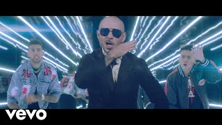 Static & Ben El, Pitbull - Further Up (Na, Na, Na, Na, Na) (Official Video)