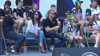 Prince Harry and Meghan Marklel