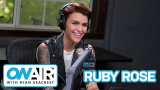 Ruby Rose On OITNB Success, Justin Bieber Comparisons | On Air with Ryan Seacrest