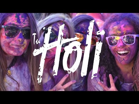 Polvos Holi - Festival de colores