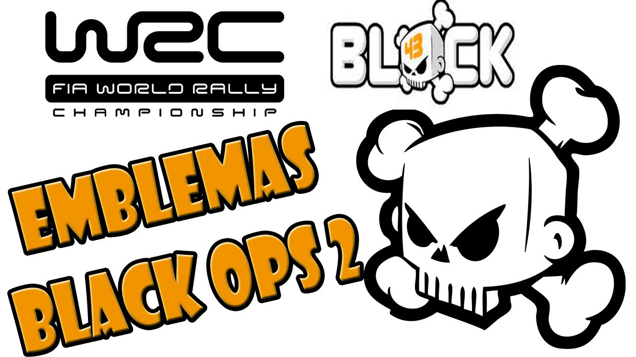 Hd wallpaper ken block - Emblema Black Ops 2 Ken Block Emblem Speed Youtube