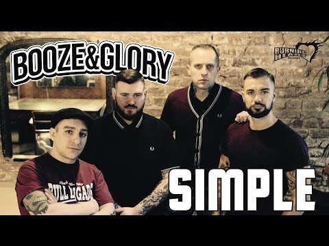 "BOOZE & GLORY - ""Simple"" - Official Video (HD)"