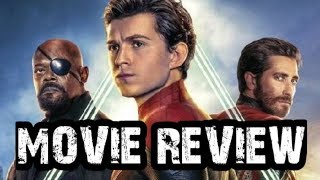 Spiderman: Far From Home MARVEL MOVIE REVIEW