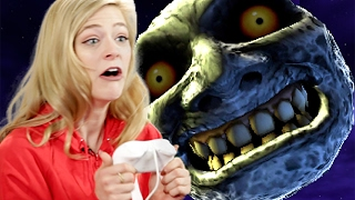 Adults Play Video Games That Scared Them As Kids