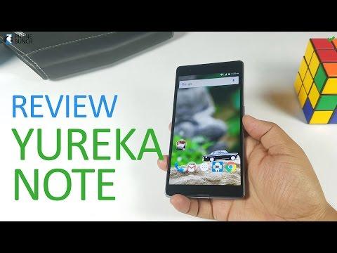 Yu Yureka Note Review - Not Again!
