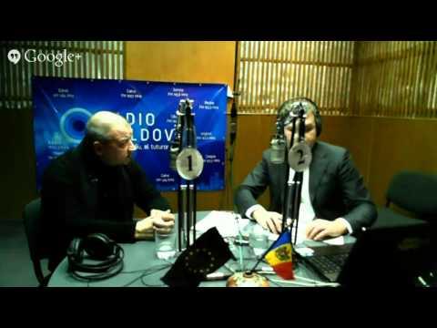 Loc De Dialog Radio Moldova, Invitat Sergiu Mocanu