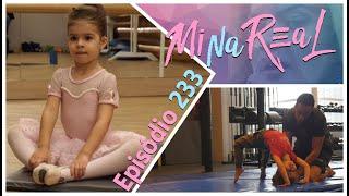 MiNa ReAl | Valentina em um dia de balé e circo.