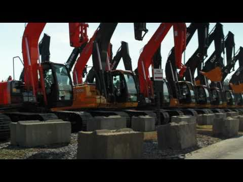 Deere-Hitachi: Operating Costs in North Carolina