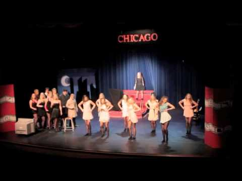 Vester klein gala Musical 'Chicago' - 2013