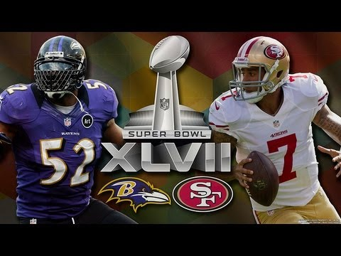 49ers or Ravens? Who Wins Super Bowl XLVII in New Orleans?