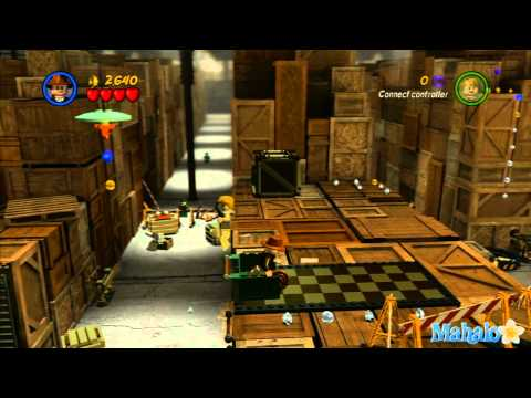 LEGO Indiana Jones 2- Kingdom of the Crystal Skull Walkthrough- 1 of 12