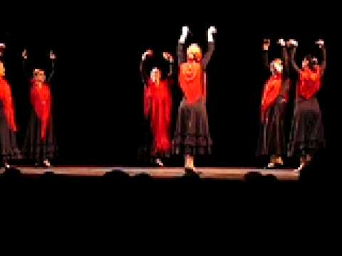0 Sevillanas with castanets, 92nd Street Y
