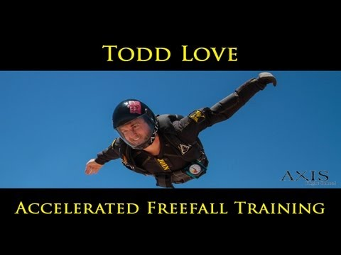 Todd Love Accelerated Freefall Training