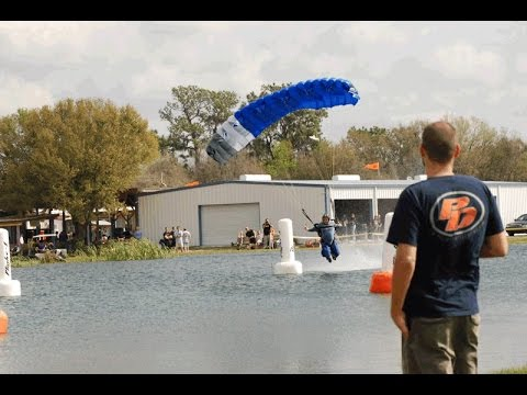 FLCPA Skydive Swoop Competition Highlights 3/3