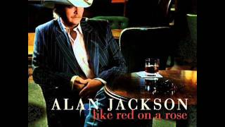 Watch Alan Jackson Dont Change On Me video