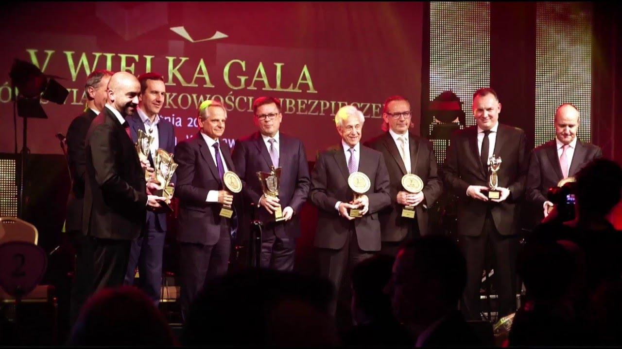 Piotr M. Śliwicki nagrodzony za 25 lat rozwijania polskich ubezpieczeń