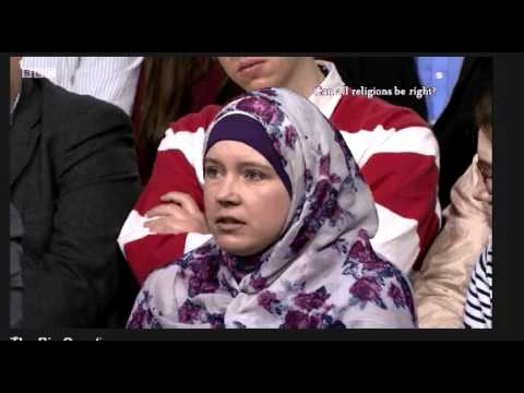 "Woman converts to Islam due to ""Scientific Miracles"" in Quran (Egg shaped Earth)"