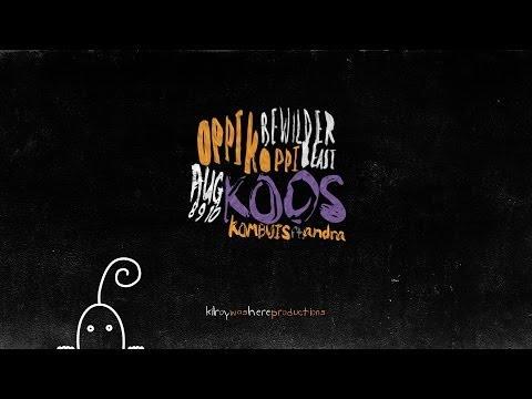 Koos Kombuis & Andra - Lisa Se Klavier (oppikoppi Bewilderbeast 2013) video