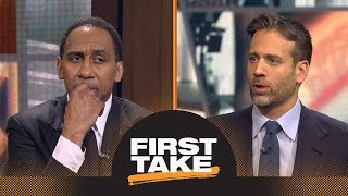 Rockets vs. Warriors: Who should be the Western Conference finals favorite? | First Take | ESPN