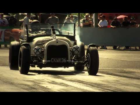Hot Rod Revue: Nostalgia Drags HD