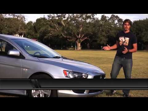 2013 Mitsubishi Lancer ES AWC Review by Voxel Group - Garage TV