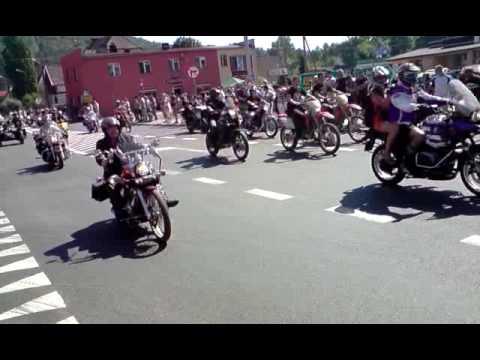 Zlot motocyklowy Polanów 2010