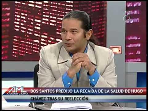Reinaldo dos Santos - El profeta de America  - Am éricaTevé