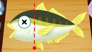 Làm Sushi Cá Biển – Game Vui Cho Bé