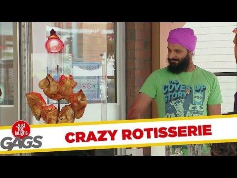 Super Crazy Rotisserie