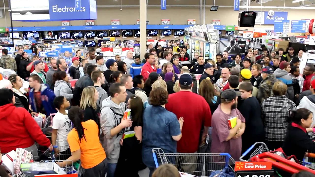Black Friday 2012 on Thanksgiving Fight, Flip out, and Passout Walmart ...