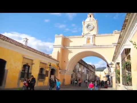 Guatemala - Antigua (2010)