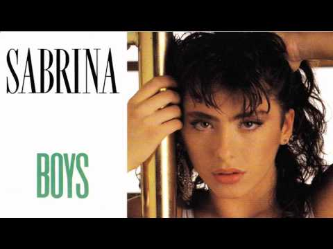 Sabrina Salerno   Boys Summertime Love 12 Inch Version video