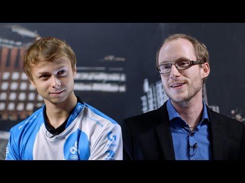 NA LCS Summer Finals: Azael Interview With C9 Jensen