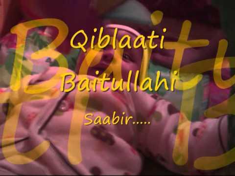 Ya taiba Nasheed Arabic&English lyrics