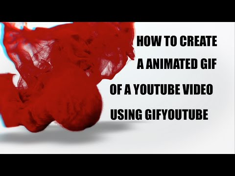 How To Create A Animated GIF Of A Youtube Video Using GifYoutube