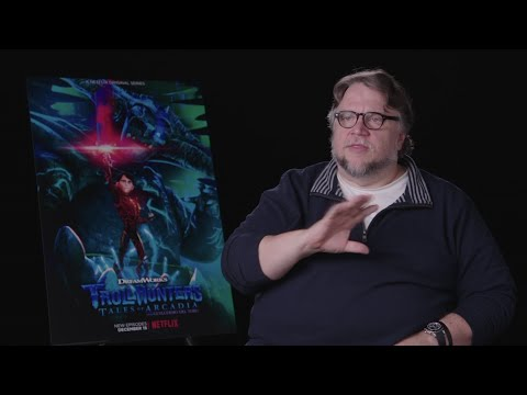 Guillermo del Toro: new series of 'Trollhunters' is all heart