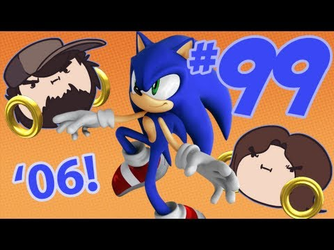 Sonic '06: The Test of Time - PART 99 - Game Grumps