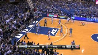 2011 Craziness vs. UNC